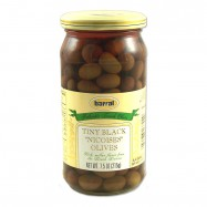 Tiny Black Nicoise Olives - 7.5oz - (Pack of 2)