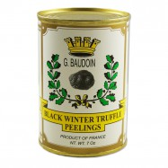 Black Winter Asian Truffle Peelings - 7oz