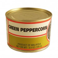 Malaysian Green Peppercorns in Brine - 3.5oz - (Pack of 6)