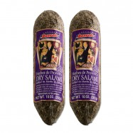 Dry Salami with Herbs of Provence - 10oz - (Pack of 2)