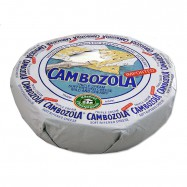 Cambozola Cheese Wheel - Triple Cream Soft Ripened Blue Cheese - Approx. 5Lbs