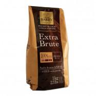 Extra Brute Amber Cocoa Powder - 100% Cocoa - 2.2Lb-Bag