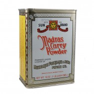 Madras Curry Powder - 16oz-Tin