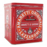 Lazzaroni Amaretti di Saronno Cookies - 16oz Tin