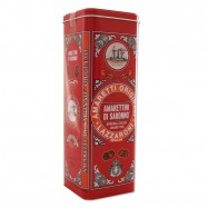 Lazzaroni Amarettini Di Saronno Cookies - 14.1oz-Tall Tin