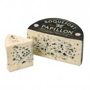 French Roquefort Cheese - Black Label - Half Wheel - AOC - Approx. 3Lbs