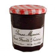 Bonne Maman Four Fruit Preserves - 13oz - (Pack of 3)