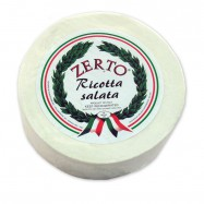 Ricotta Salata Cheese - Sheep milk - Approx. 7 Lb-Wheel