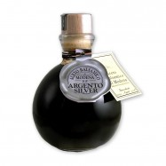 Balsamic Vinegar from Modena in a Round Glass Bottle - Aged 10 Years - 6% acidity - 8.45oz