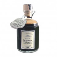 Balsamic Vinegar from Modena in an Apothecary-style Glass Bottle - Aged 10 Years - 6% acidity - 8.45oz
