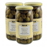 Green Picholine Olives - 6.5oz - (Pack of 3)