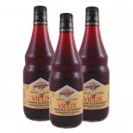 Raspberry Wine Vinegar - 25.4oz - (Pack of 3)