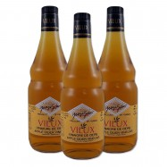 French Apple Cider Vinegar - 25.4oz - (Pack of 3)