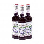 Premium Gourmet French Violet Syrup - 25.4oz - (Pack of 3)