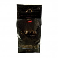 "Dark Chocolate Beans ""Caraibe"" BitterSweet - 66% Cocoa - 6.6Lb-Bag"