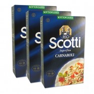 Superfino Carnaroli Rice - 2.2lbs - (Pack of 3)
