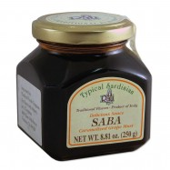 Saba Sauce - Caramelized Grape Must - 8.8oz