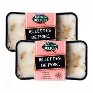 Pork Rillettes - 7oz - Set of 2 Terrines