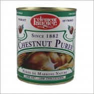 Chestnut Puree - Unsweetened - 31oz