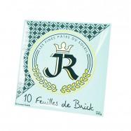 French Feuilles de Brick - Brick Doughs - 10 sheets - (Pack of 3)